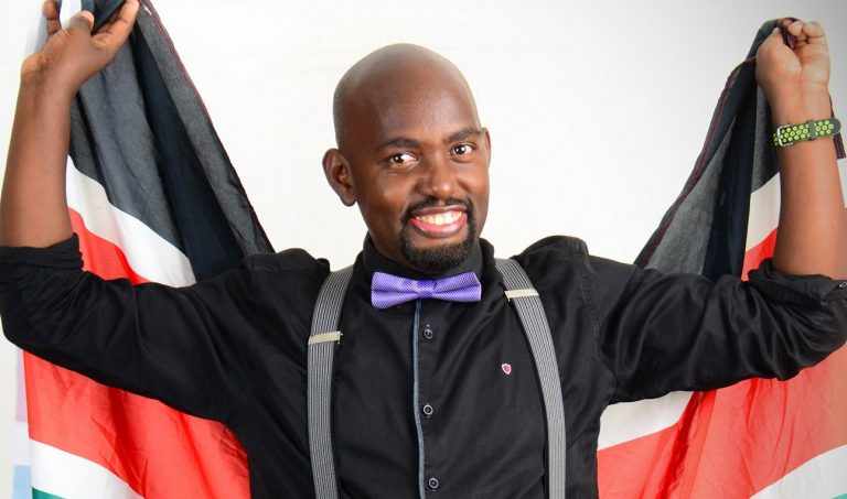 Meet Malcolm Sila; The Master of Kenya's photography business- you need the negatives to develop!