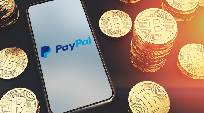 PayPal launches cryptocurrency service triggering surge in bitcoin prices