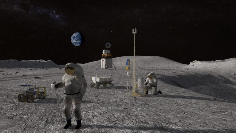 NASA to launch 4G mobile network on the moon
