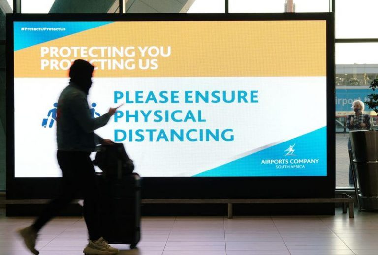 """South Africa's tourism sector at risk as government maintains ban on travel from """"high risk"""" nations"""