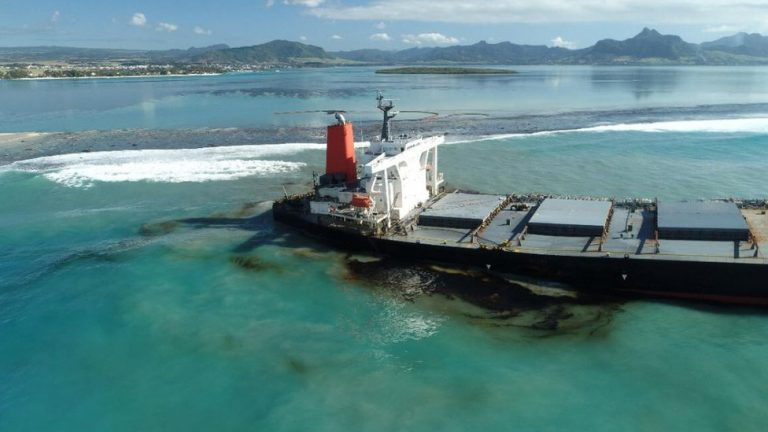 Mauritius to spend $162 million rebuilding village affected by oil spill