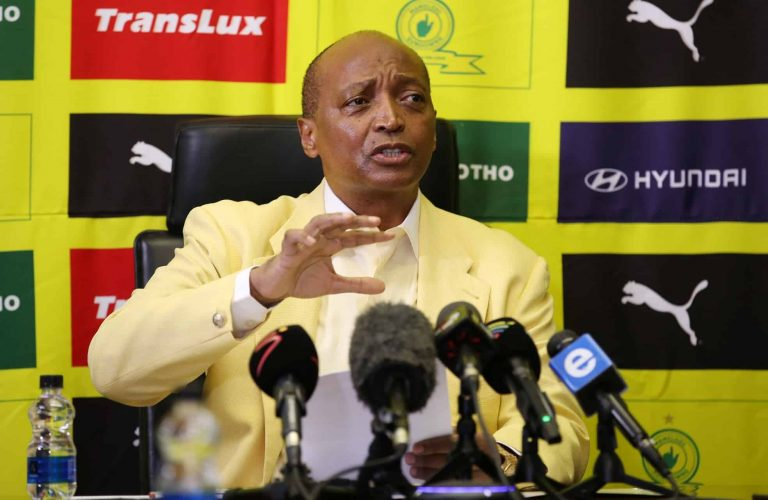 South African billionaire Motsepe to contest leadership of African football