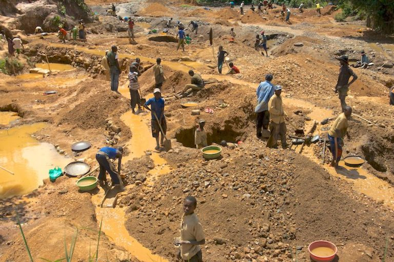 DR Congo signs cobalt deal with Trafigura