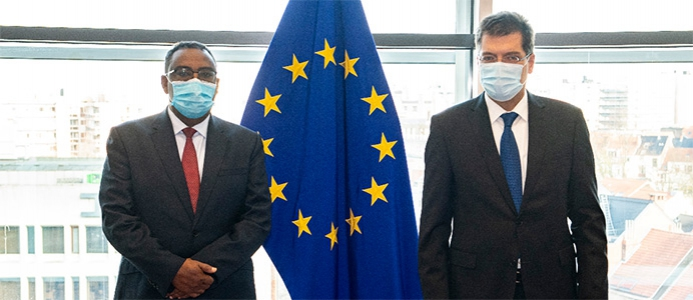 EU halts payment of 90 million euros in aid to Ethiopia over humanitarian crisis in Tigray
