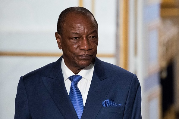 Guinea President Alpha Conde vows to tackle graft and govern differently