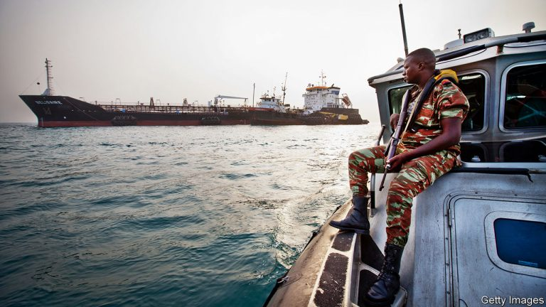 Pirate kidnappings in the Gulf of Guinea hit record high in 2020