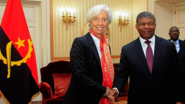 Angola receives $488 million from IMF as government struggles to rein debt levels
