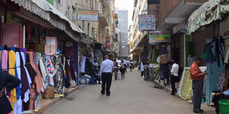 Battered by COVID-19 restrictions, Kenya's economy slumps into first recession since 2000