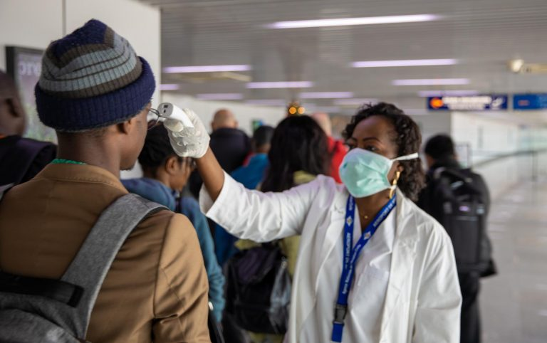 Africa's COVID-19 death rate surpasses global level