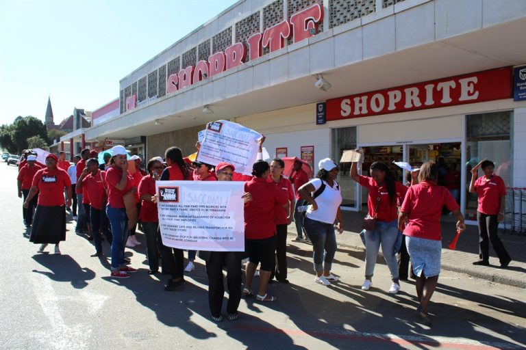 Namibia's government backs calls to boycott Shoprite as wage stand-off prolongs