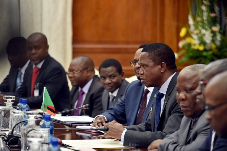 Zambia to hold talks with IMF on credit facility from February