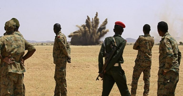 Sudan accuses Ethiopian forces of incursion as land dispute threatens to escalate into full blown war