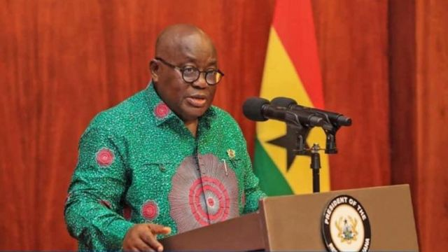 Ghana to get 17.6 million COVID-19 vaccine doses by June, says President Akufo-Addo