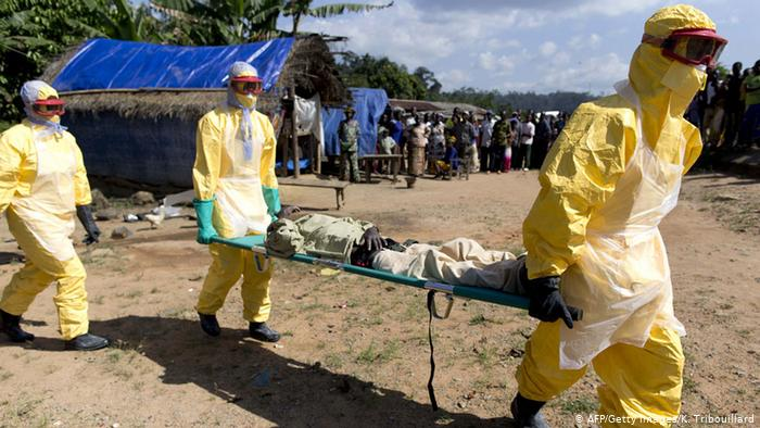 Ebola resurfaces in Guinea as death toll rises to four