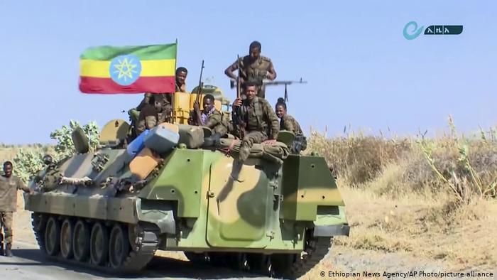 Ethiopia's federal army accused of killing 52,000 people in Tigray war