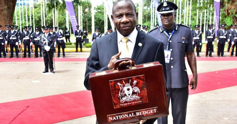 Uganda's debt-to-GDP ratio to hit 50% by June