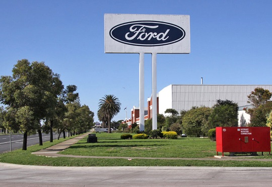 Ford announces $1 billion investment to expand production in South Africa
