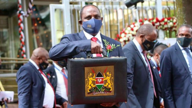 Why Kenya has increased its security budget in a pandemic year