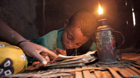 Half of Africa's population lack access to electricity, UN study reveals
