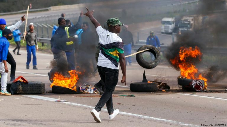 Explained: What is happening in South Africa?