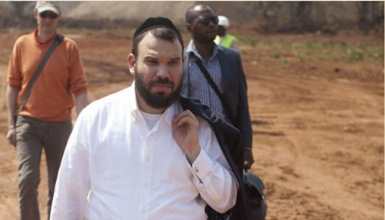 New documents reveal Israeli involvement in one of DR Congo's biggest scandals