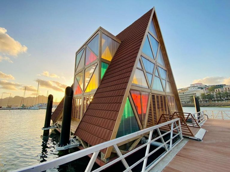 ADS Group to launch Africa's first floating studio in Cape Verde