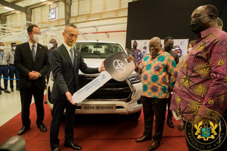 As Toyota launches assembly plant in Ghana, what is the future for Africa's automobile industry?