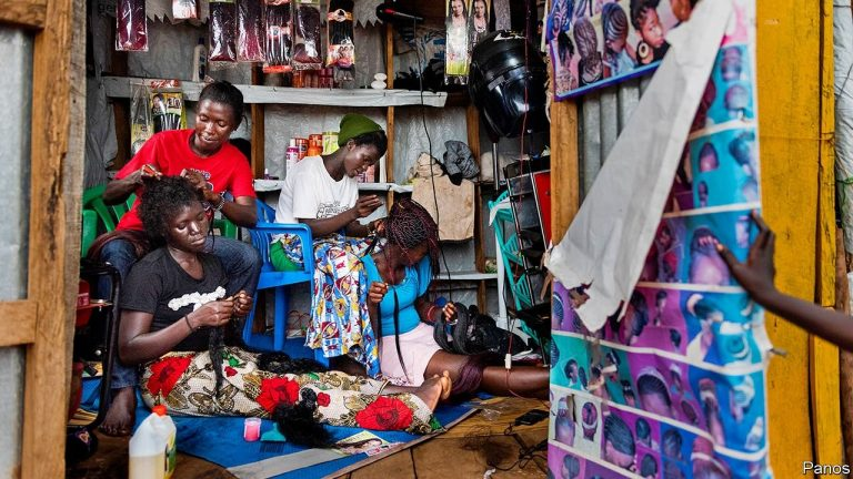 How can an entrepreneur survive and thrive in Africa?