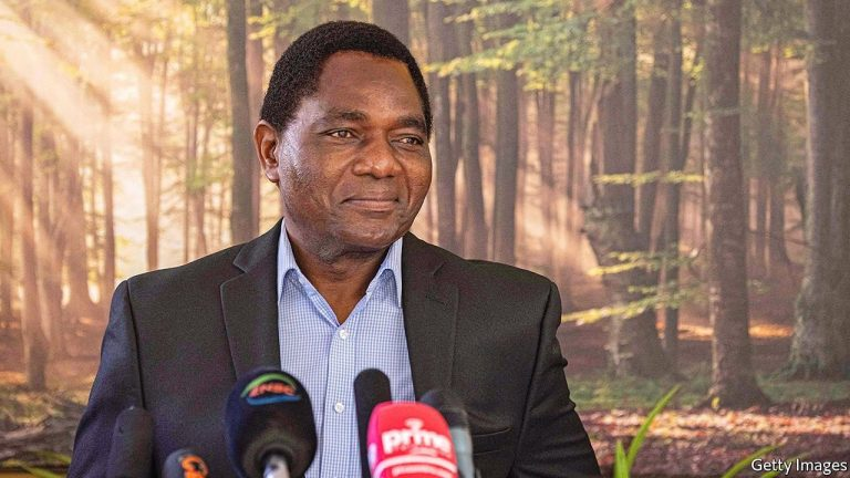 Election of a new president in Zambia is sparking an economic revival